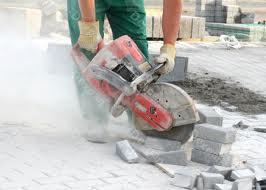 рязане на бетон с диамантени дискове